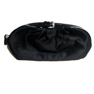 Christian Dior Parfum Black Make Up Bag